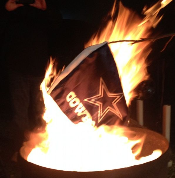 redskins fan I Hate Dallas Cowboys | Redskins fans with anti-Cowboys sentiments