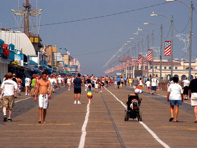 Summer please so i can be here<3 Ocean City, NJ Boardwalk