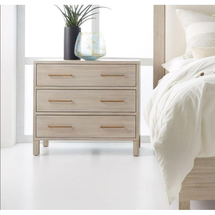 Somerset Bay Maui Bedside Chest In 2021 Wood Drawers Bedside Chest Somerset Bay