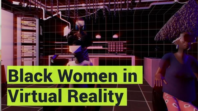 Watch: Black Women Dive Headfirst Into the Future With Virtual Reality Project