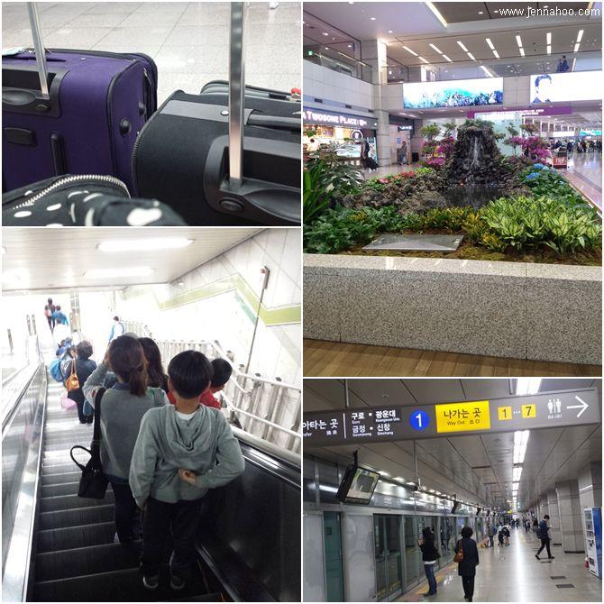 Korea Trip 2016 Arriving to Seoul