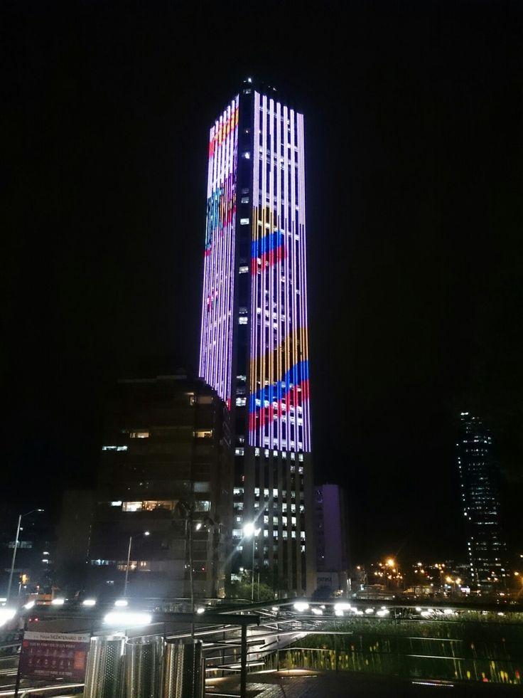 Desde el nuevo Parque Centenario