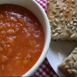 Red lentil and bacon soup recipe - All recipes UK