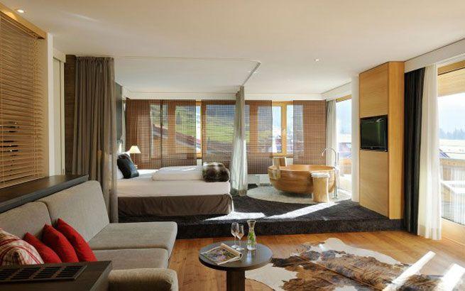 Hotel Hubertus: Adlerhorst Suite