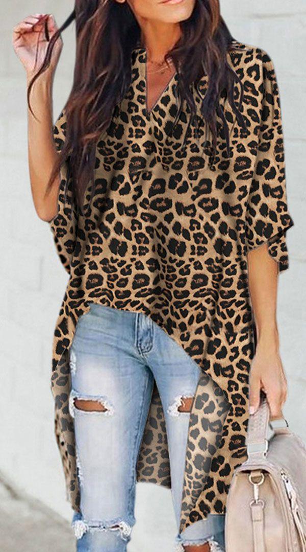6737a402 2019 的 sexy leopard top | Fashion Leopard Printed Wear 主题
