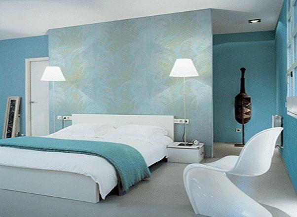 Ferah-Mavi-Yatak-Odası-Dekorasyonu › Ev Dekorasyon Fikirleri