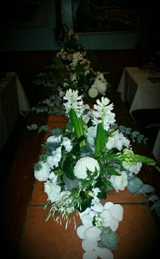 D coration florale kimua une id e du mariage pinterest d corations florales le mariage - Decoration florale mariage ...