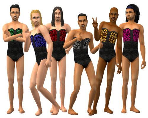 6 TM, AM & EM leopard corsets Download AM : SIMFILESHARE Download TM (Slaved to AM, requires AM files to work) : SIMFILESHARE Download EM (Slaved to AM, requires AM files to work) : SIMFILESHARE [[MORE]]These are a remake of the retro swimsuits by...