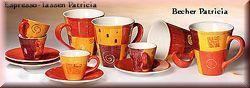 ChaCult Becher Patricia - Teevino - Teezubehör online kaufen - ChaCult - Mila-Design - Willow Tree - Pagoda
