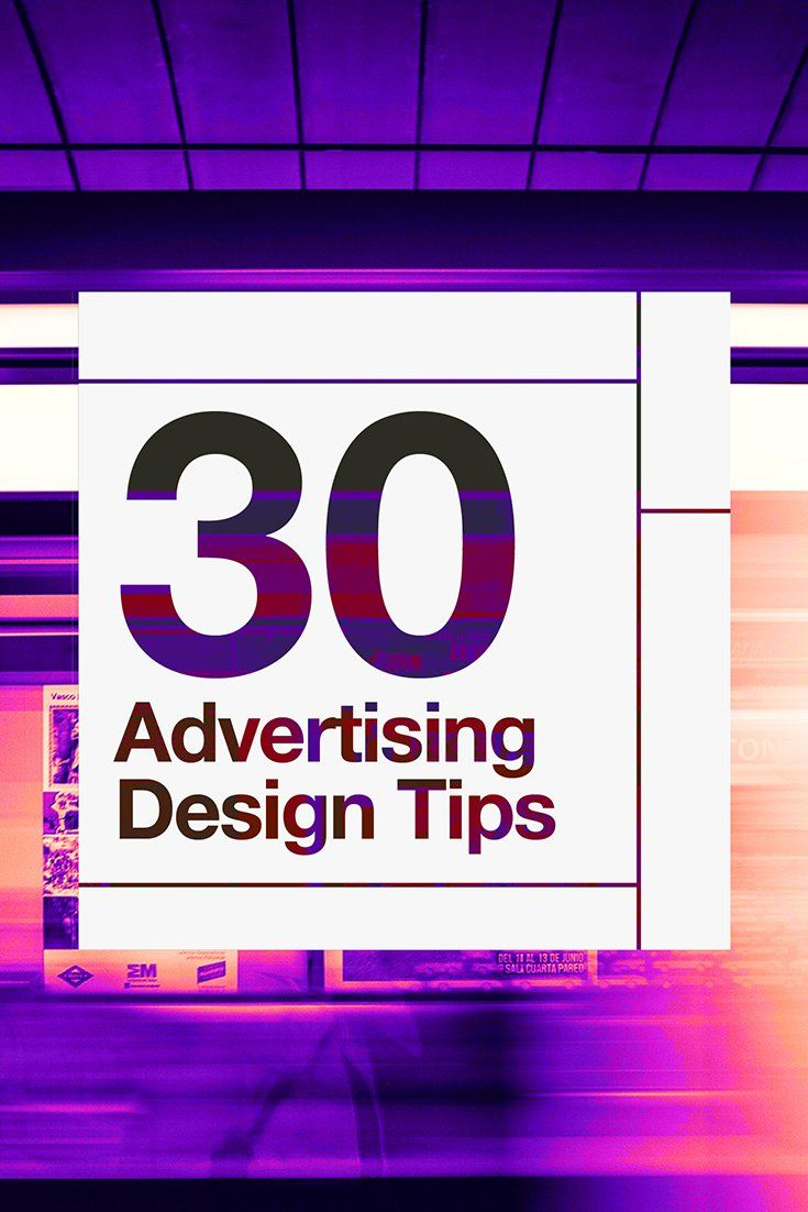 30 Advertisement Design Tips That Turn Heads: Brilliant Case Studies