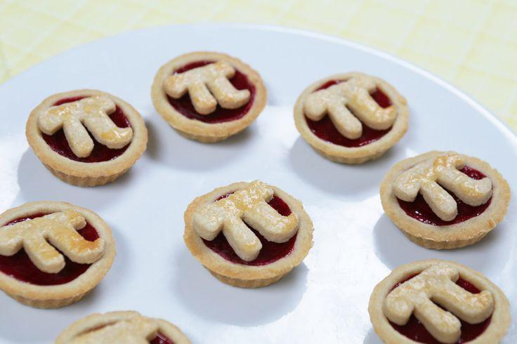 Mini Raspberry Pi Pie Recipe - Nerdy Nummies