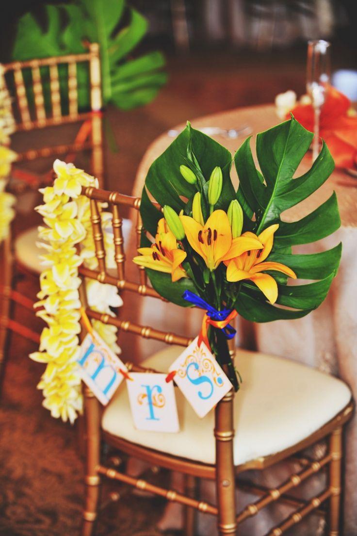 17 Best ideas about Hawaiian Wedding Themes on Pinterest