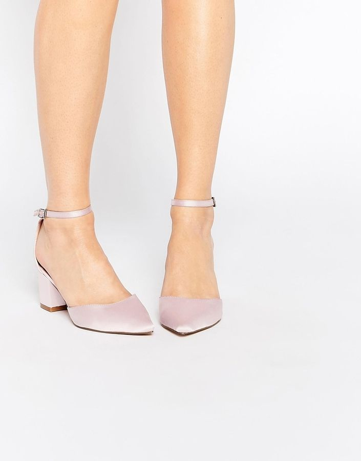 These Asos SPACE Pointed Heels are everything!