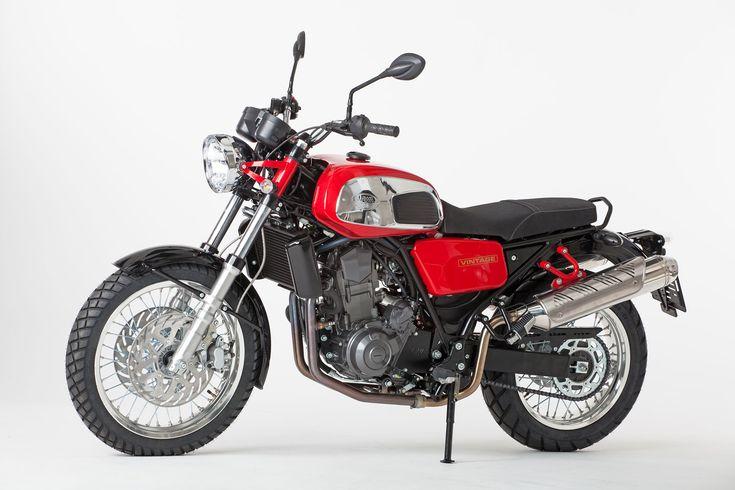 GALERIE: Jsou tady nové motorky Jawa! Retro laděné kousky 350 OHC a 660 Vintage! | FOTO 1 | auto.cz