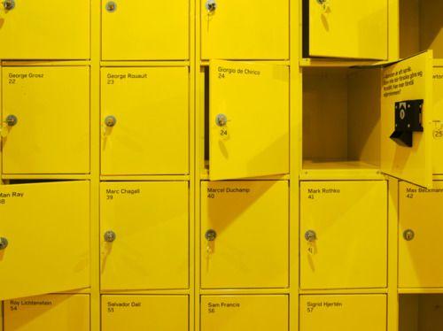 Our school lockers