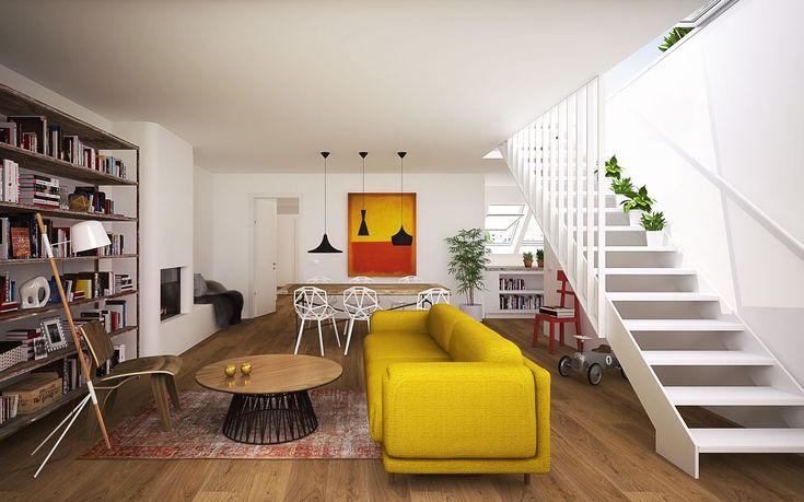 Die besten 25+ Mietwohnungen berlin Ideen auf Pinterest Berlin - wohnzimmer ideen parkett