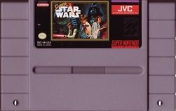 Today in gaming history  Join Luke, Han and have Chewbacca in their fierce war against the Evil Empire. Battle treacherous aliens. Pilot two vehicles in high speed, first person, 3-D sequences. Fight your way through the wastelands of Tatoonie to the hostile streets of Mos Eisley and beyond. So grab your blaster, strap on your lightsaber, and take on the fight for galactic freedom.  That's Right June 1, 1992 was the release of Super Star Wars on the Super Nintendo in the USA.  Game On! Video…