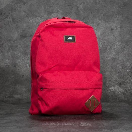 Vans Old Skool II Backpack Chilli Pepper za skvelú cenu 33 € s dostupnosťou ihneď nájdete len na Footshop.sk!