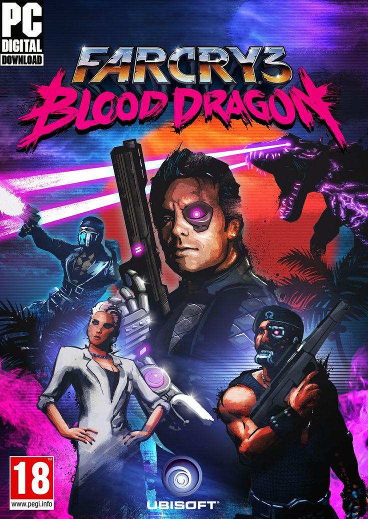 Download Free Far Cry 3 Blood Dragon PC Game - Bratz Games - Download Bratz Games - PC Games