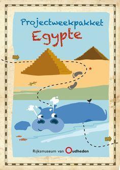 Dit gratis pakket voor het basisonderwijs kunnen scholen gebruiken voor een projectweek over het oude Egypte. Het pakket bestaat uit vier afgeronde thema's: farao's, mummies, goden en hiërogliefen. Het kant-en-klare pakket voor in de klas kunt u inzetten voor groep 1 t/m 8. Heeft u dit pakket gebruikt in uw klas? Wij willen graag weten wat u ervan vond. Deel uw ervaringen, tips of opmerkingen met ons en mail naar het Rijksmuseum van Oudheden. Alvast hartelijk dank!
