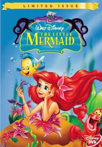 The Little Mermaid is another childhood favorite. I loved this movie so much when I was younger. N still do. Dream big. Love w passion