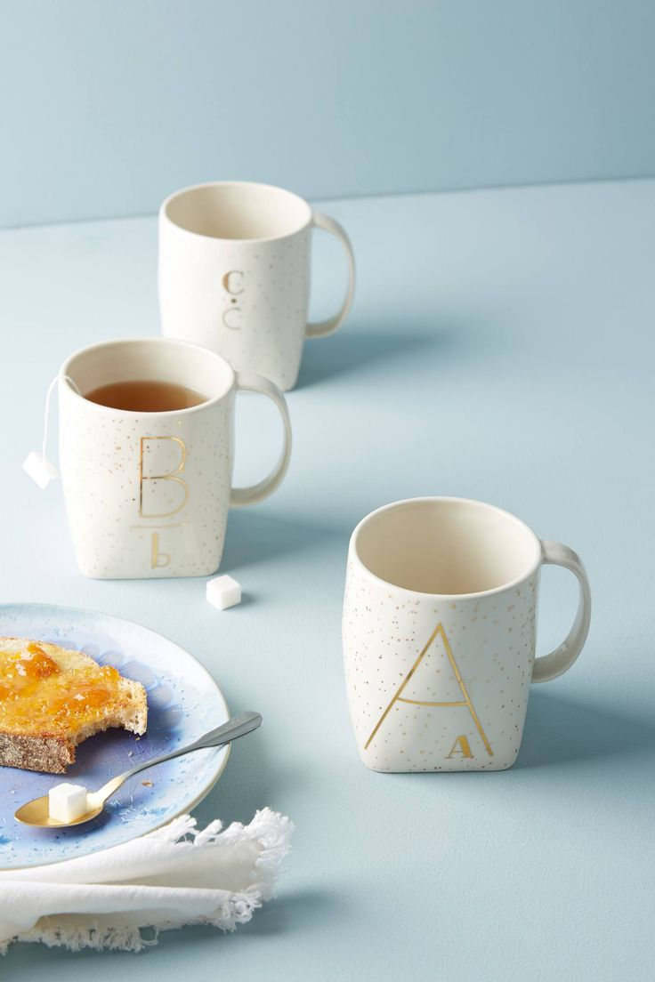 Gilded shapes mug. Absolutely love these.