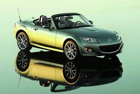 2011 Mazda MX 5 Special Edition: Price and Features