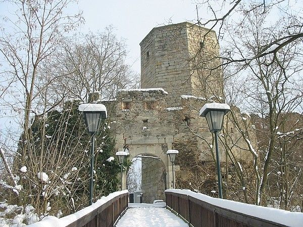 Gars am Kamp Castle Waldviertel - Austria