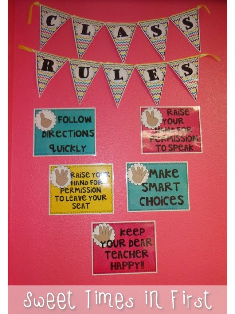 Classroom Rules Ideas : Best images about classroom rules expectations on pinterest