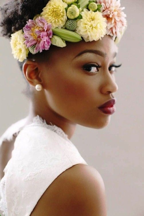 20 Natural Wedding Hairstyles Ideas