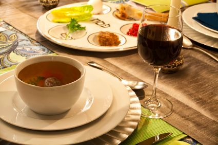 A Passover Meal of Freedom and Remembrance