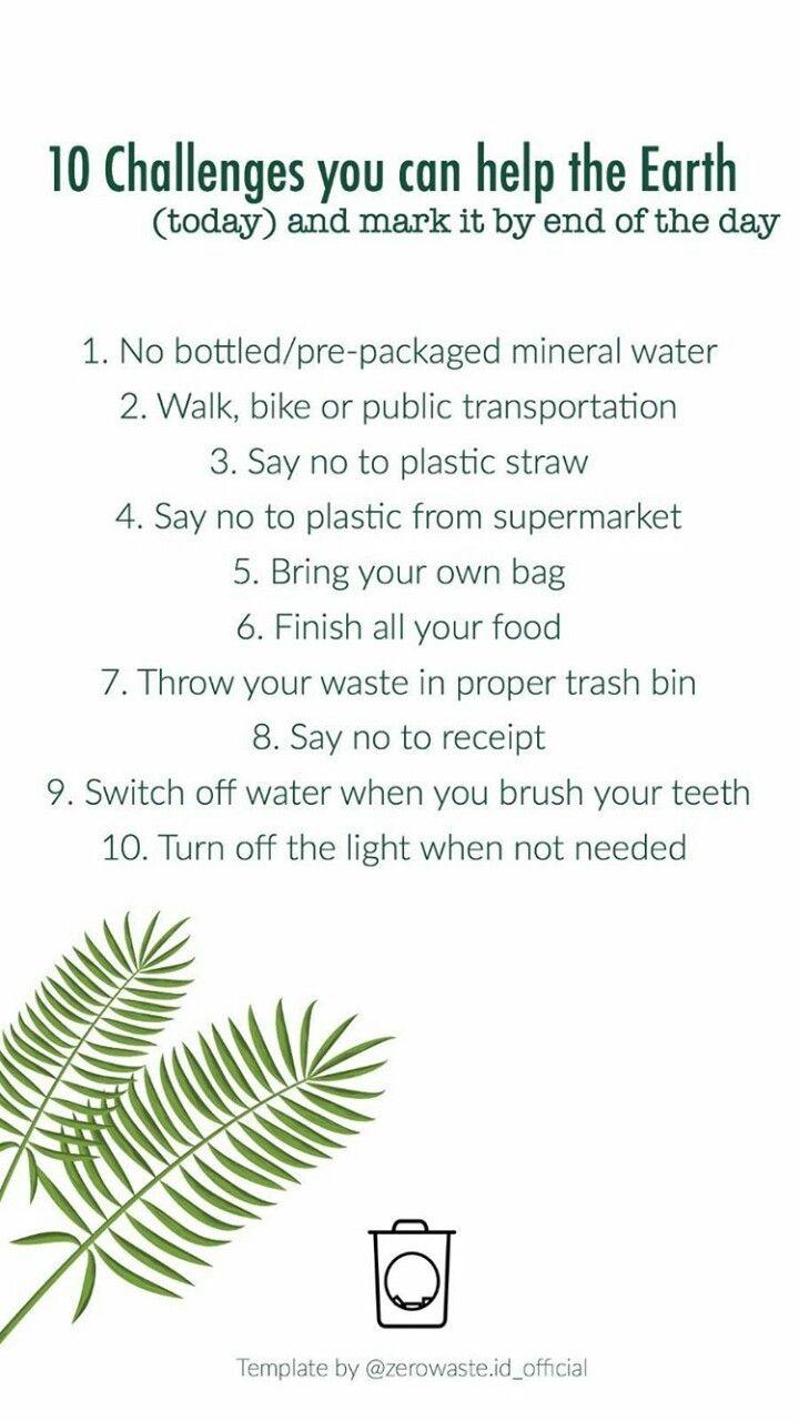 Pin Oleh Pal Di Zero Waste Recycling Garbage Facts