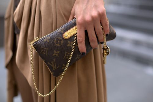 LV = classic, refined, timeless, elegant, heritage, luxurious, exclusive