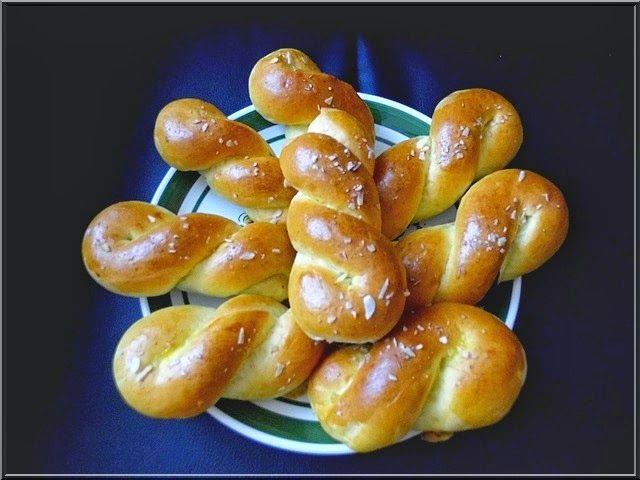 Limara péksége: Szilvalekváros fonat