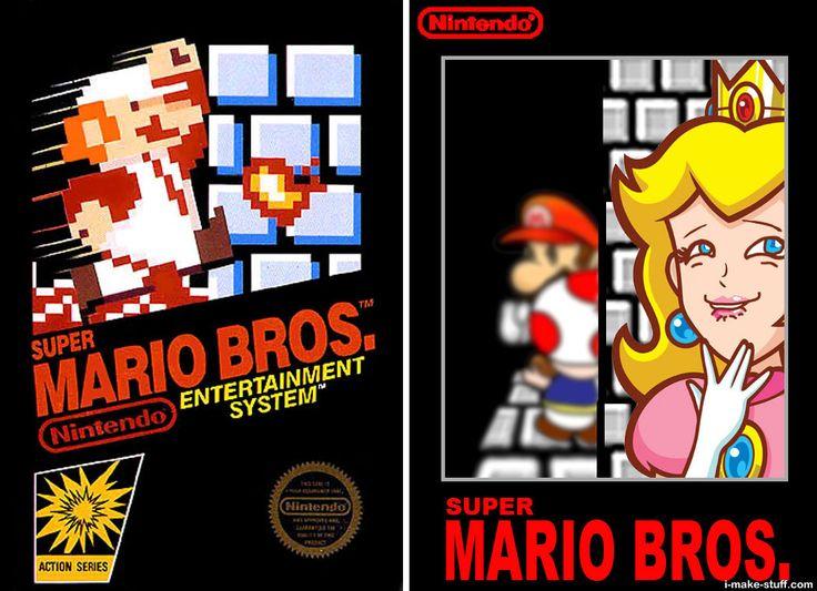 i make video game covers | Richard Uy