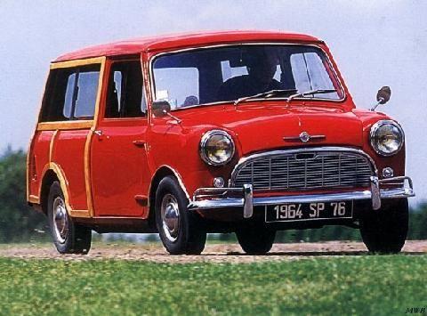 Morris Mini Minor Traveller 1 Wagons Woodies Wagoneers