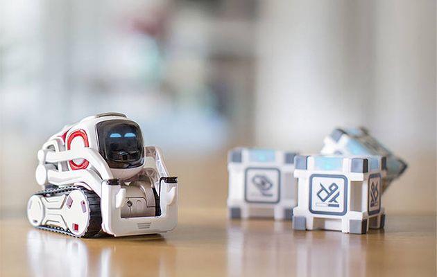 Anki's Cozmo robot wants to be your real-life Wall-E sidekick