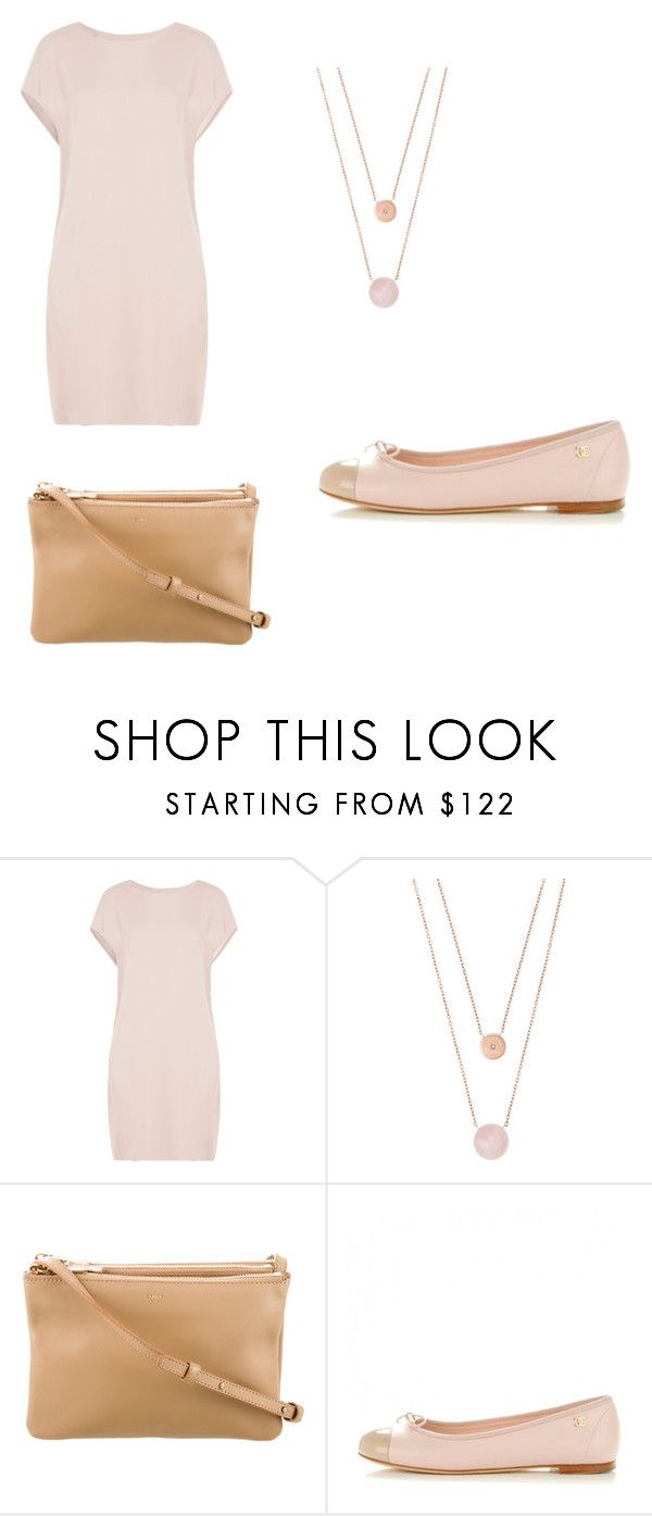 """""""Untitled #18"""" by leenap on Polyvore featuring Agnona, Michael Kors and CÉLINE"""