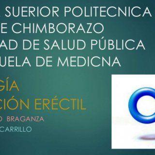 Disfuncion Erectil - ESCUELA SUERIOR POLITECNICA DE CHIMBORAZO FACULTAD DE SALUD PÚBLICA ESCUELA DE MEDICNA UROLOGÍA DISFUNCIÓN ERÉCTIL TUTOR: DR. MARIO BRAGANZA ALUMNO: ISRAEL. slidehot.com/... - Sistema Libertad Disfuncion Erectil