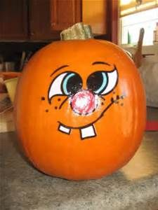 cute pumpkin faces to paint bing images - Halloween Pumpkin Faces Ideas