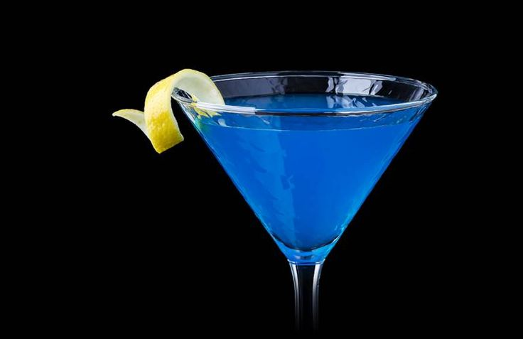 Blue Lagoon, le cocktail du rêve bleu