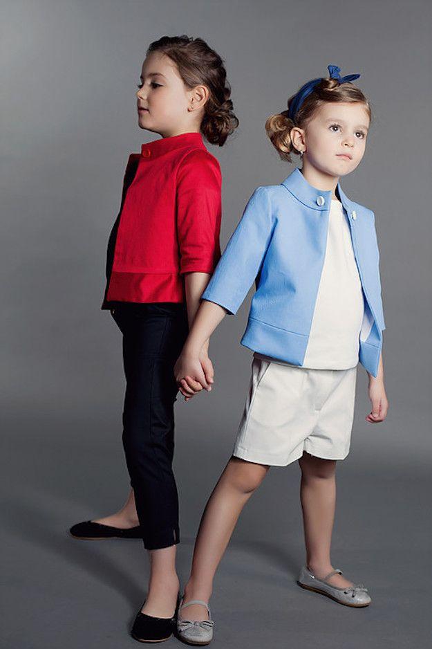 Petite Bergamote nuevas marcas de moda infantil