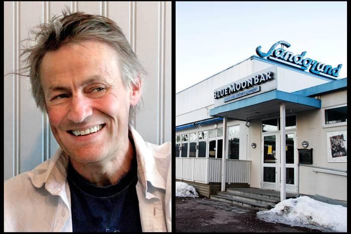 Lars Lerin - en stor konstnär som inte kan beskrivas, måste ses (och höras, eftersom han är så klok och härlig!)