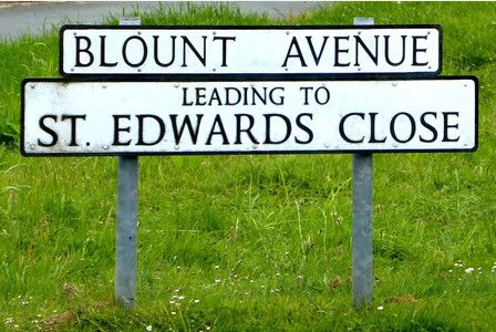 EAST Grinstead has its fair share of unusual road names. Even the name of the town itself dates back to the Saxon days when it was a small village - Saxons called it Grenestede, which means green...