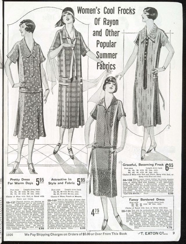 Type Of Source Newspaper Article Date Origin 1926 This Photo Is An From A Magazine Or That Was Telling About The Fashion During