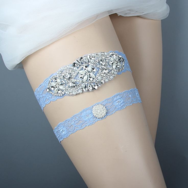 how to make a wedding garter belt