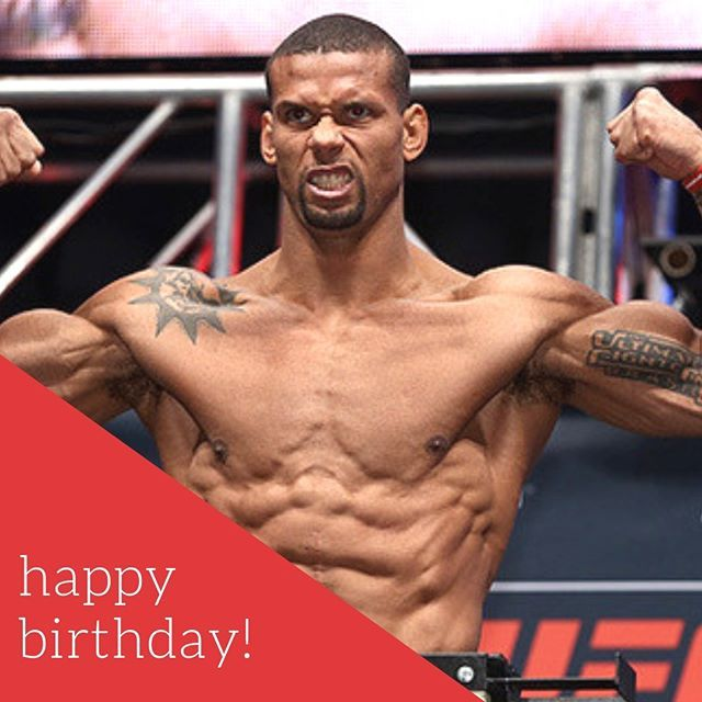 Happy Birthday Thiago Santos Tmarretamma From Must Love Mma