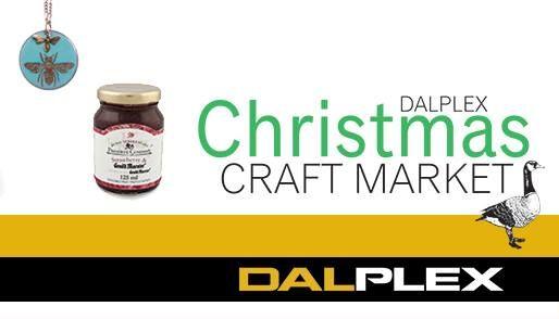 Dalplex Christmas Craft Market