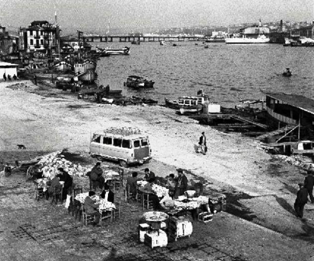 Eminonu 1955