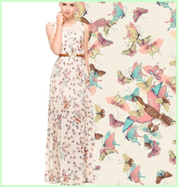 Estampa 'Butterfly'
